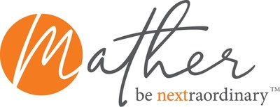 """The new identity includes a distinct, contemporary logo with a signature feel that invokes a human touch, while retaining Mather's widely recognized bold orange color, in use since 2004.  Mather's new tagline, """"Be Nextraordinary"""" embodies the organization's commitment to surpassing the ordinary, turning everyday moments into extraordinary ones."""