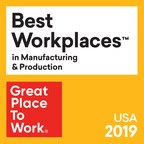 Radio Systems Corporation© Named Best Workplace in Manufacturing & Production by Fortune Magazine for Second Consecutive Year