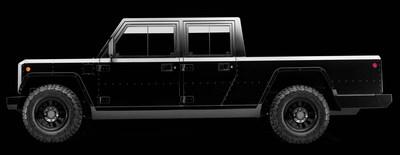 Bollinger Motors B2 Pickup Truck