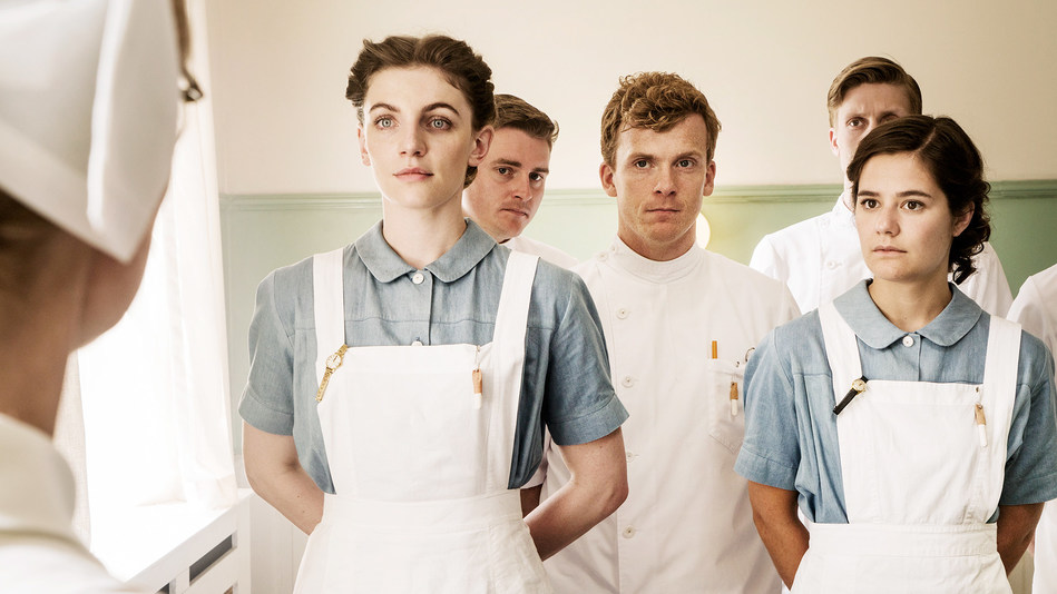 Danish drama 'The New Nurses'