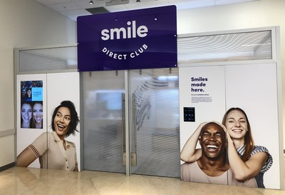 SmileDirectClub launches SmileShop-in-Shop in Canada's Shoppers Drug Mart locations to increase access to safe, affordable and convenient teeth-straightening solutions.