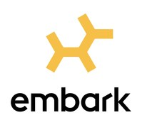 Embark Logo (PRNewsfoto/Embark Veterinary, Inc.)