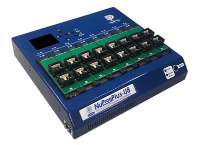 NuProgPlus-U8, programador em grupo universal e duplicador