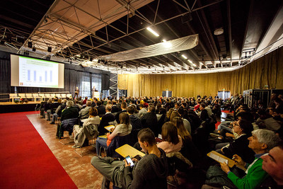 The conferences at World Pear Forum in 2018