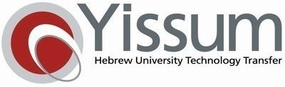 Yissum Logo (PRNewsfoto/Yissum,Pepticom)