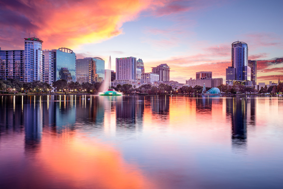 Orlando Skyline (CNW Group/Swoop)