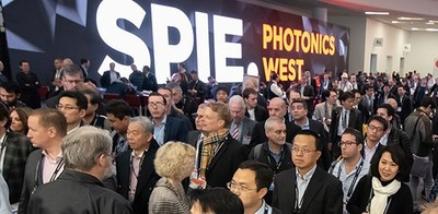 Registration opens for SPIE Photonics West 2020