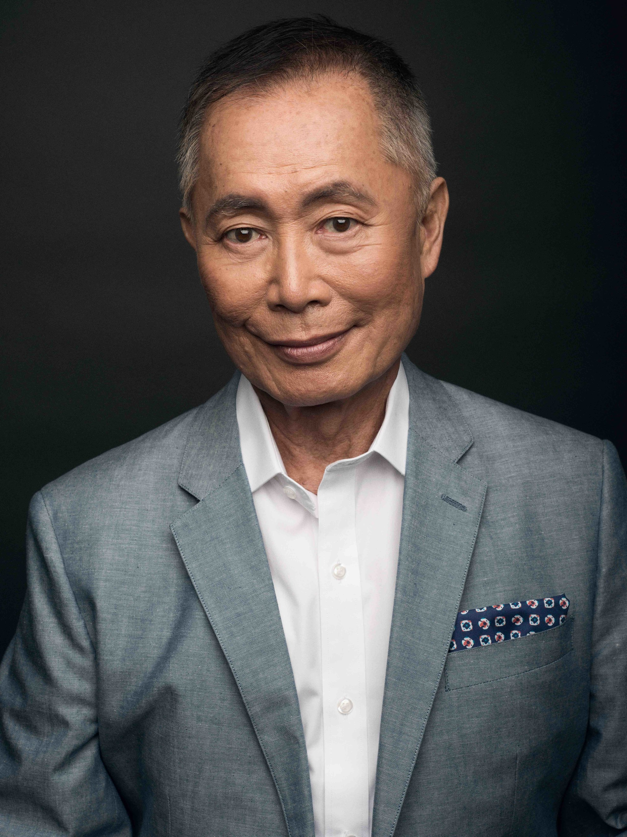 George Takei to Headline Queen Mary 2's Holiday Voyage