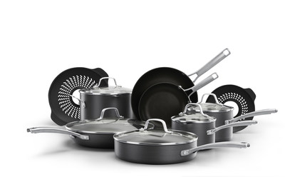 Calphalon Classic(TM) Nonstick Cookware with No-Boil-Over Insert Set