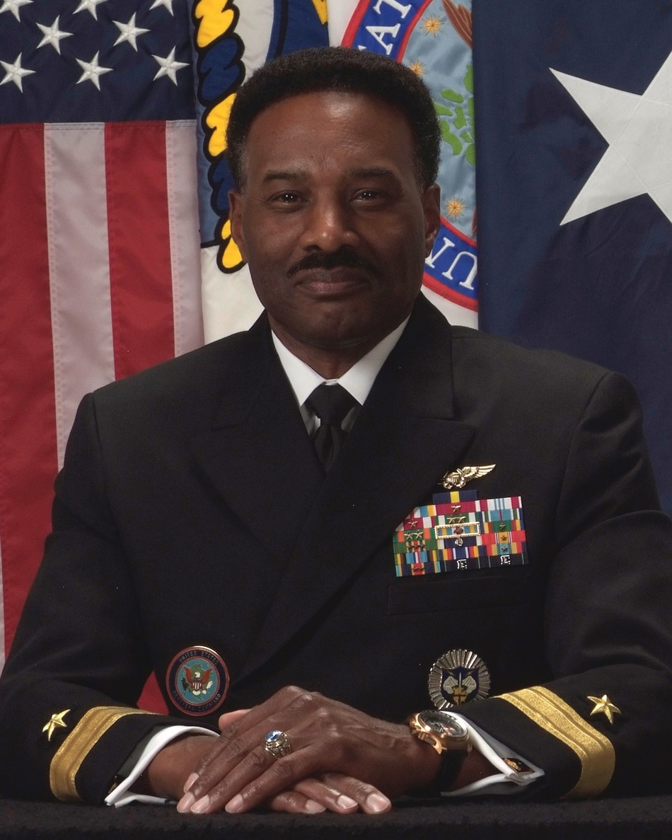 Rear Admiral (retired) Dwight D. Shepherd