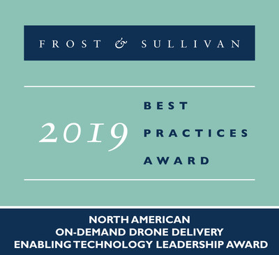 Volans-i Applauded by Frost & Sullivan for Its Revolutionary Electric and Hybrid Drones