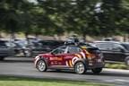 Hyundai Autonomous Cars Hit the Streets in Irvine, California