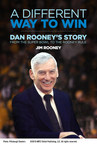 Dan Rooney's son Jim announces new book focused on his father's career