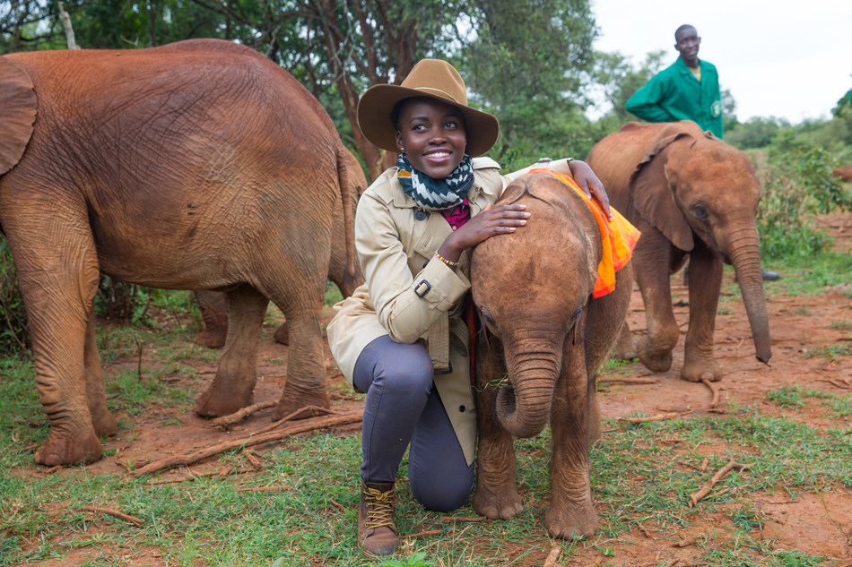 Lupita Nyong'o to Receive Wildlife Protection Award