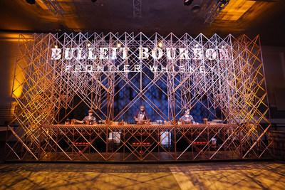 Bulleit 3D Printed Bar.