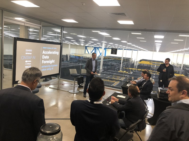 Jason Carolan, chief innovation officer, Flexential, explains how ONTAP AI helps businesses close the gap on their AI proof of concept.