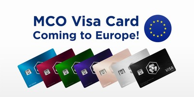 Crypto.com Card Program Receives Green Light for Europe