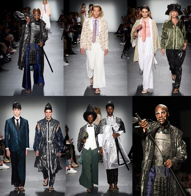 FORTUNA Tokyo at New York Fashion Week