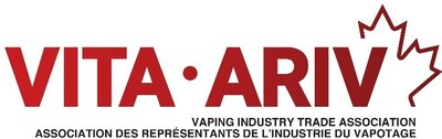 Logo : Vaping Industry Trade Association (CNW Group/Vaping Industry Trade Association (VITA))