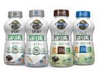 Chill, Shake And Enjoy: Garden Of Life®  Launches Line Of Clean Protein Drinks