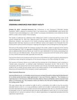 Josemaria Announces New Credit Facility (CNW Group/Josemaria Resources Inc.)
