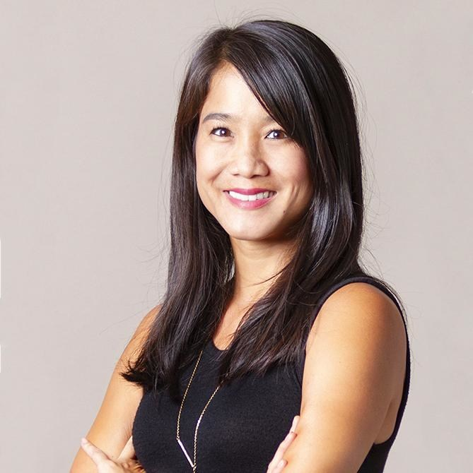 Michelle Wong, VP of Marketing