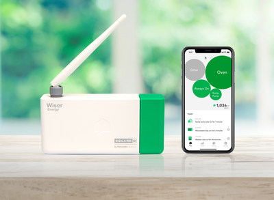 Système Wiser Energy de Schneider Electric : un outil efficace pour surveiller votre consommation saisonnière d'électricité (Groupe CNW/Schneider Electric Canada Inc.)