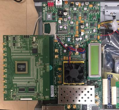 Arasan C-PHY / D-PHY硬件开发套件
