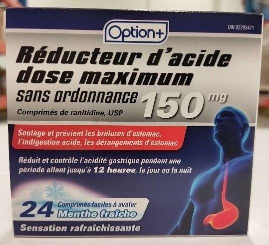 Option+ (CNW Group/Health Canada)
