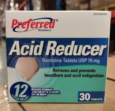 Preferred Pharmacy (Groupe CNW/Santé Canada)