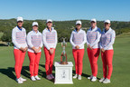 United States digs deep to hold off Canada to Capture the Inaugural Women's PGA Cup