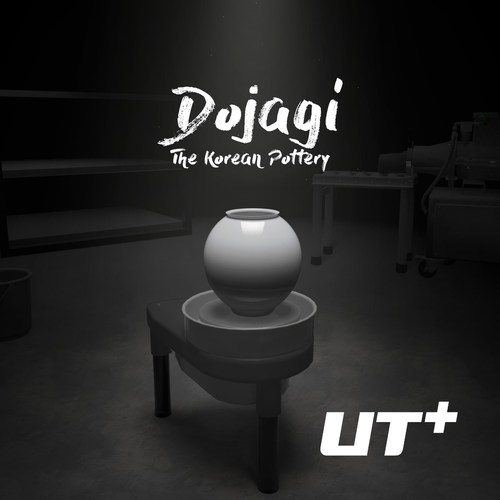 DOJAGI - the world's first spinning wheel simulation game for pottery making in virtual reality