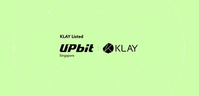 Klaytn's token KLAY listed on Upbit Singapore