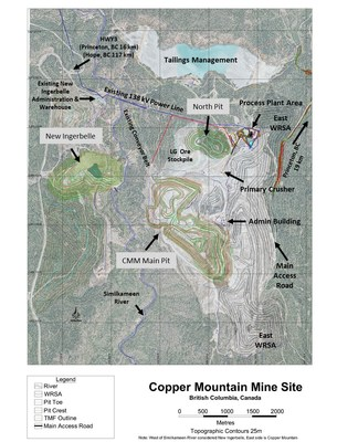 APPENDIX 1: SITE OVERVIEW (CNW Group/Copper Mountain Mining Corporation)