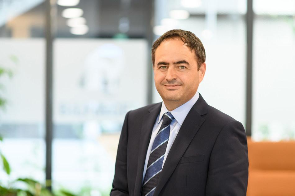 Jon Rokk, President & CEO of Bilfinger Middle East.