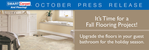 It's Time for a Fall Flooring Project!