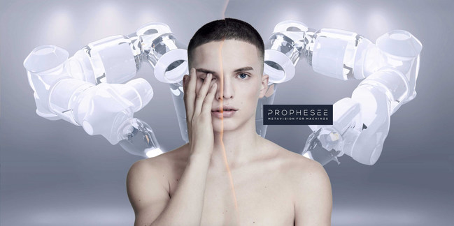 Prophesee (formerly Chronocam) is the inventor of the world's most advanced neuromorphic vision systems. The company is developing a breakthrough Event-Based approach to machine vision.