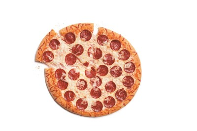 Do the math and eat some Pi. 7-Eleven has some great deals on pizza. (PRNewsfoto/7-Eleven, Inc.)