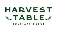 (PRNewsfoto/Harvest Table Culinary Group)