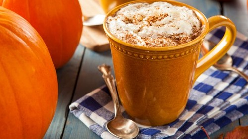 79% of respondent's 'love' Pumpkin Spice Lattes, while 21% of those surveyed 'hate' the seasonal beverage. Photo Courtesy of Canva