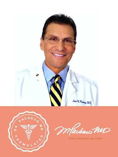 Dr. Luis Pacheco, of Earth Medicine Hemp