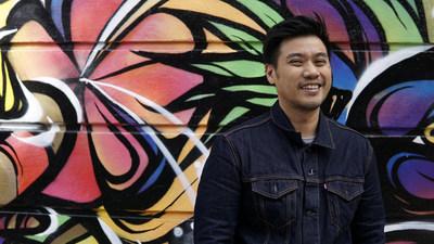 Splash Singapore Art Director Sharom Ja'affar.