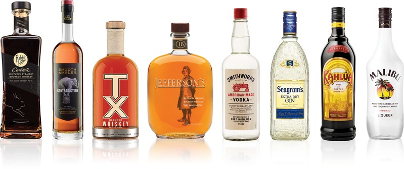 Pernod Ricard USA products are available for purchase via Reserve Bar and Drinks & Co.