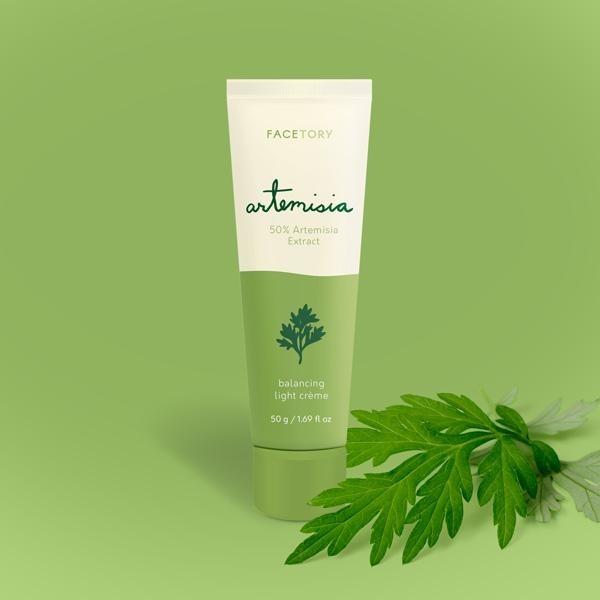 FaceTory Artemisia Balancing Light Facial Crème