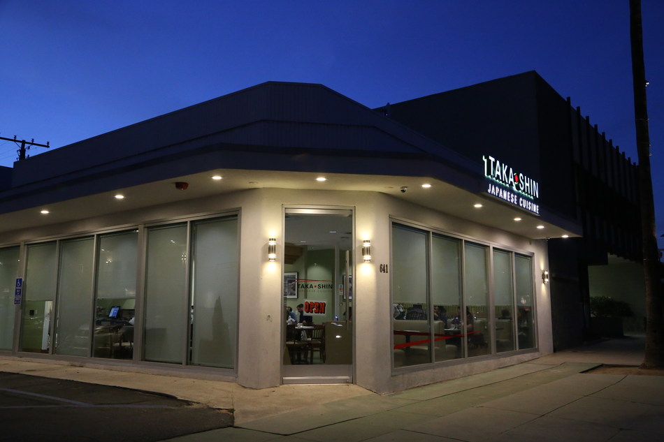 TAKA SHIN®, an authentic Japanese restaurant and sushi bar in Palm Springs, CA