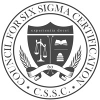 The Council for Six Sigma Certification (PRNewsfoto/The Council for Six Sigma Certi)