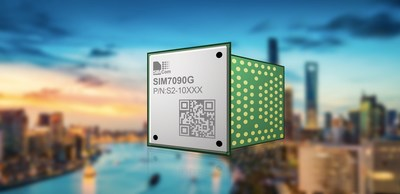 SIMCom small-sized LPWA module -- SIM7090G