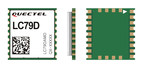 Quectel Announces Dual-band High-precision Positioning Module Based on Broadcom BCM47755 GNSS Chip