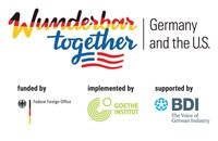 Wunderbar Together logo with campaign sponsors (PRNewsfoto/Wunderbar Together)
