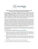 Wallbridge earns 20% Ownership of Lonmin Canada Inc Through Operatorship Agreement and Creates Separate Copper-Nickel-PGM Group (CNW Group/Wallbridge Mining Company Limited)